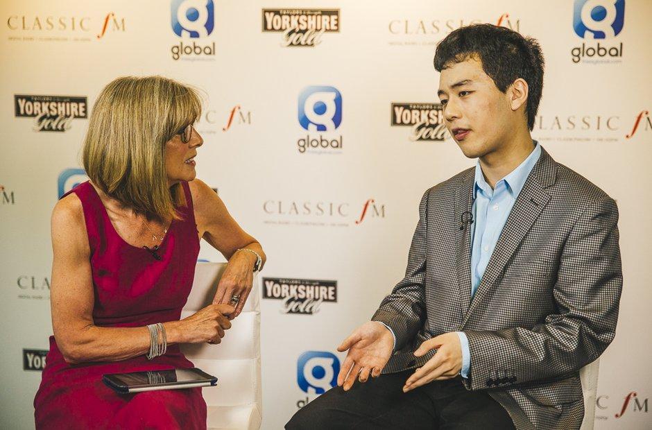 Jane Jones and Yuanfan Yang Classic FM Live