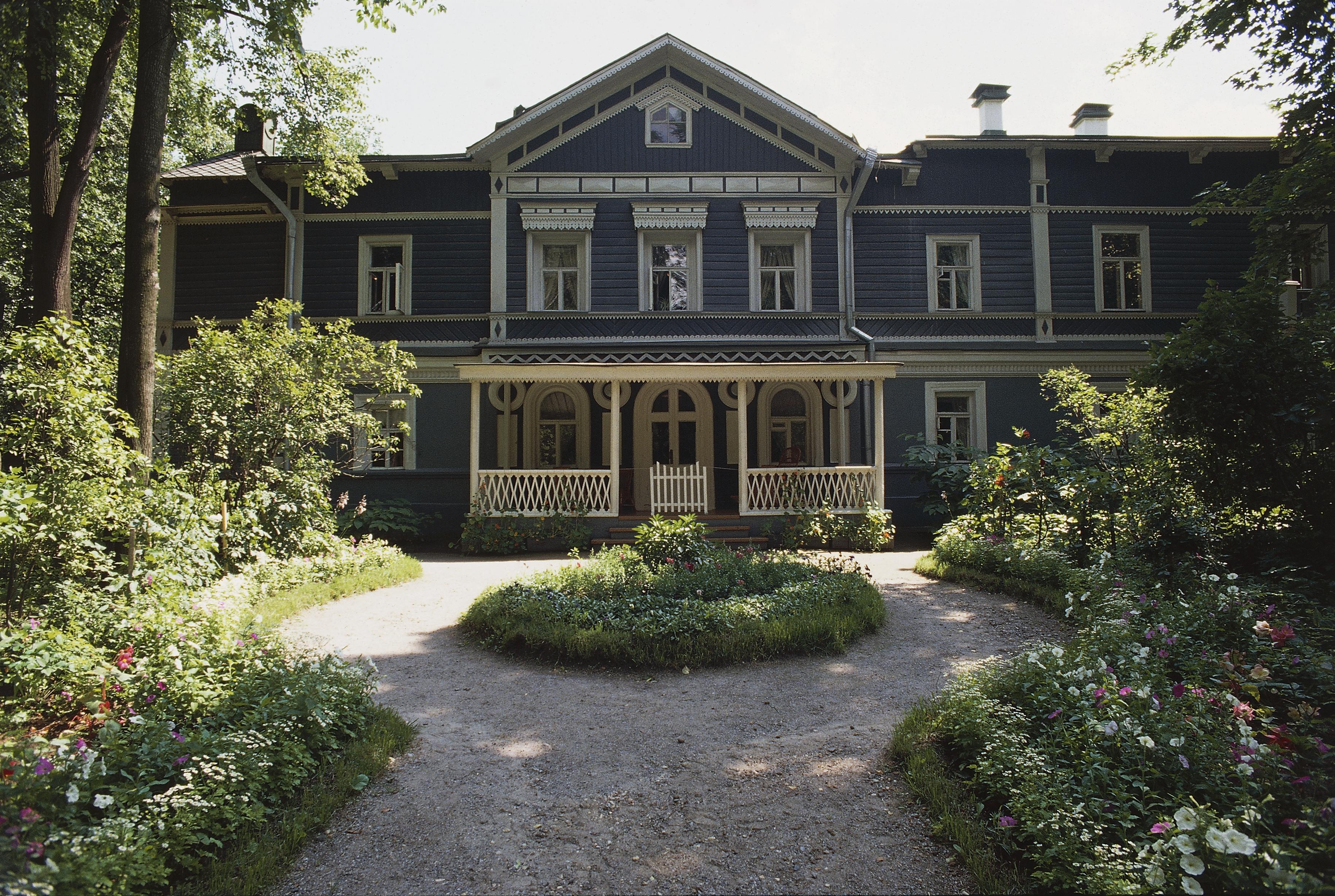 Tchaikovsky house-museum