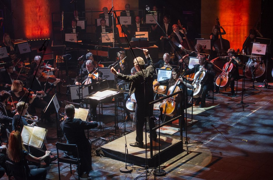 The Orchestra of Welsh National Opera Classic FM L