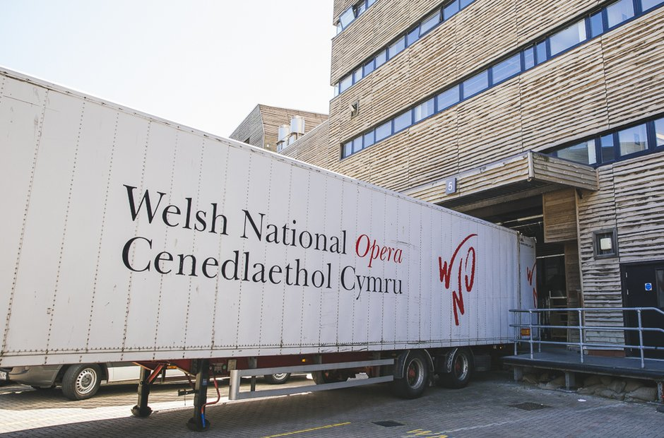 The Orchestra of Welsh National Opera