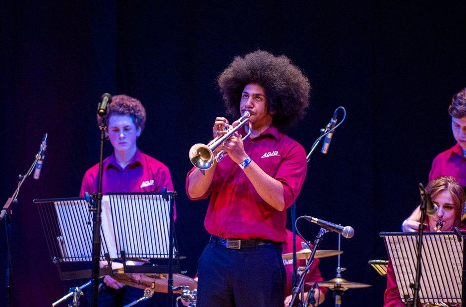 Abraham Darby Academy Jazz Band