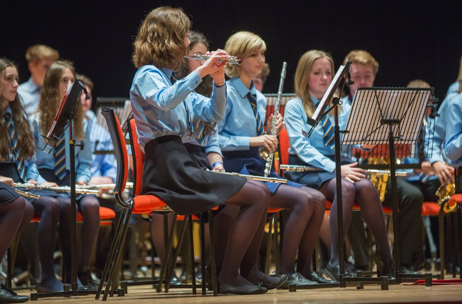 Bassaleg School Wind Band