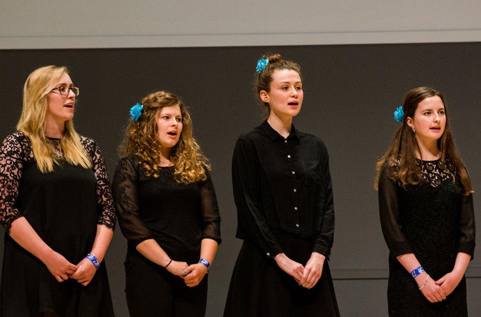 CCHS Cantatrici Choir