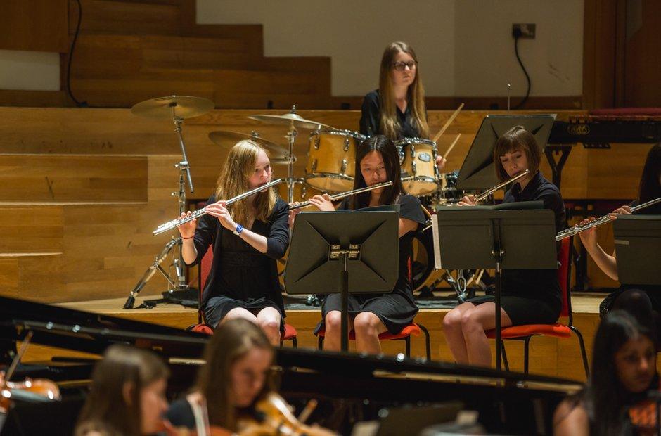 CCHS Symphony Orchestra