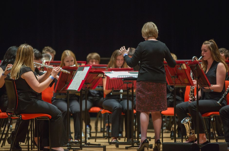 Coopers' Coborn Symphonic Wind Band