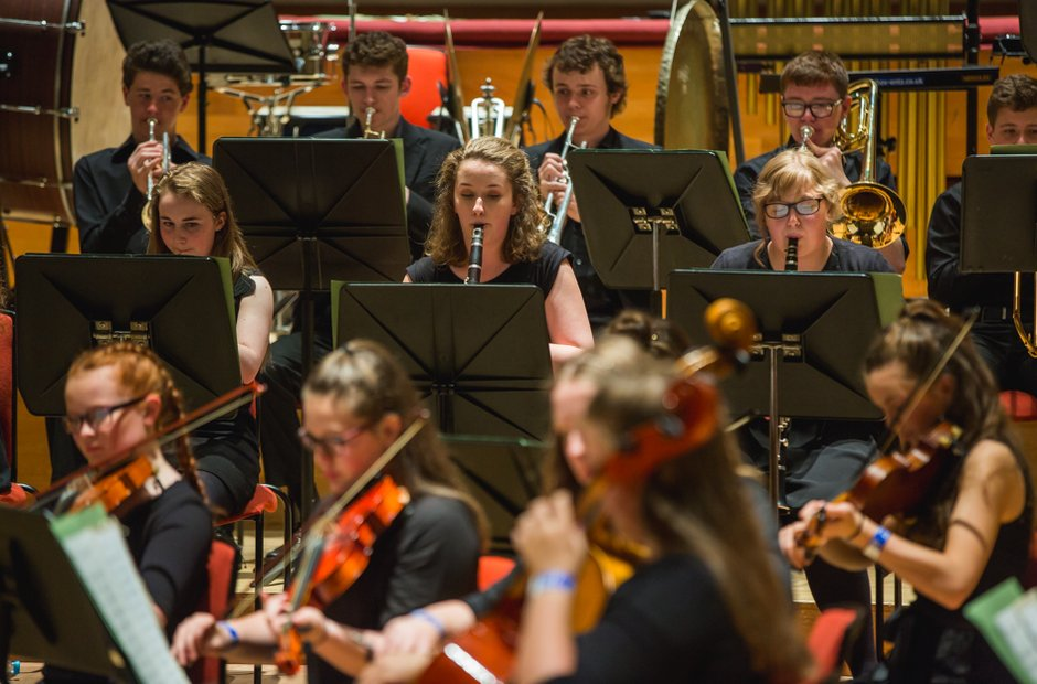 Music for youth 2015 adrian boult hall 10 july classic fm for House music orchestra