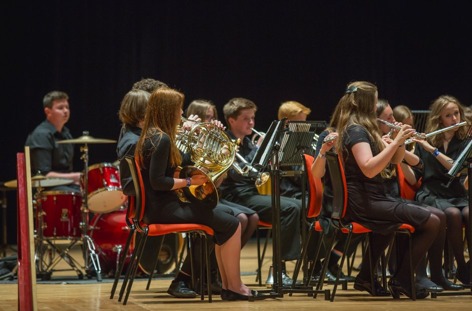 Crompton House Senior Wind Band