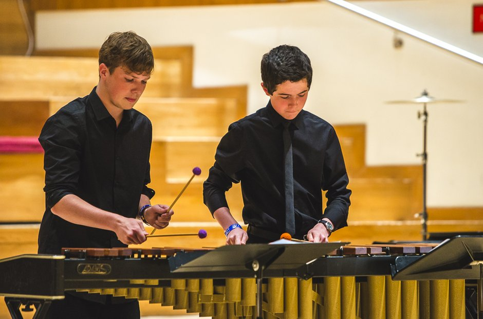Croydon Youth Percussion Ensemble