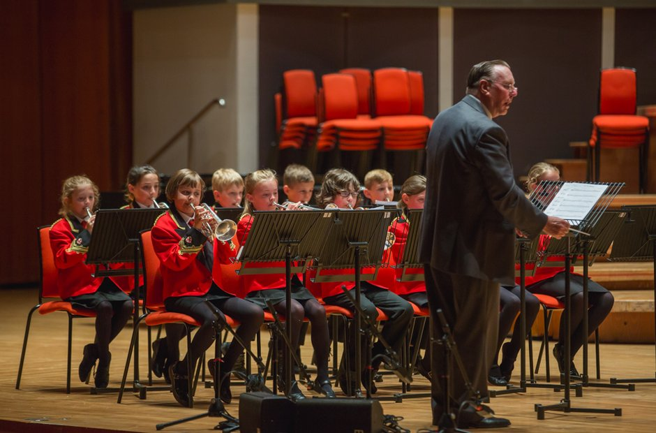Dobcross Intermediate Band