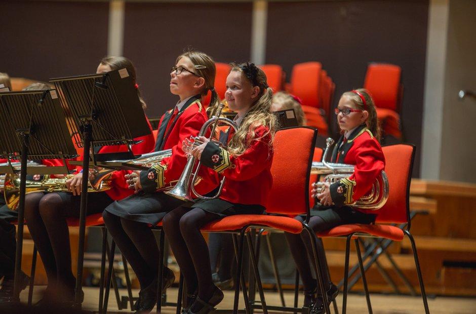 Dobcross Intermediate Band