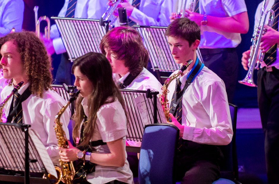 East Riding Youth Jass Orchestra
