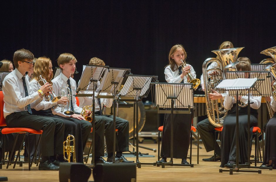 Egglescliffe School Brass Band