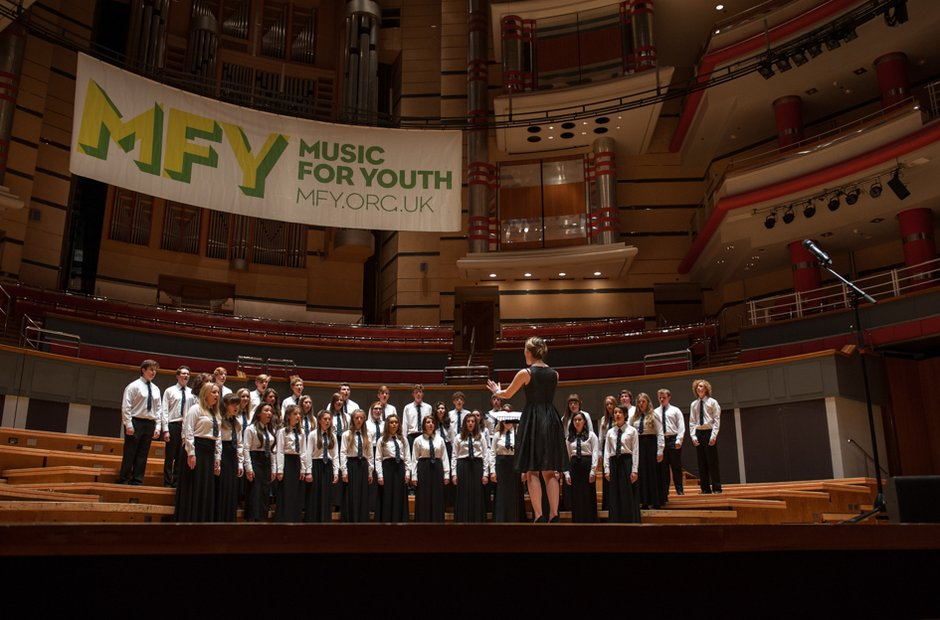 Egglescliffe School Chamber Choir