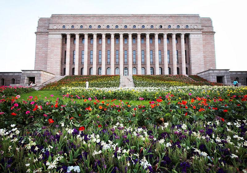 Finland Parliament