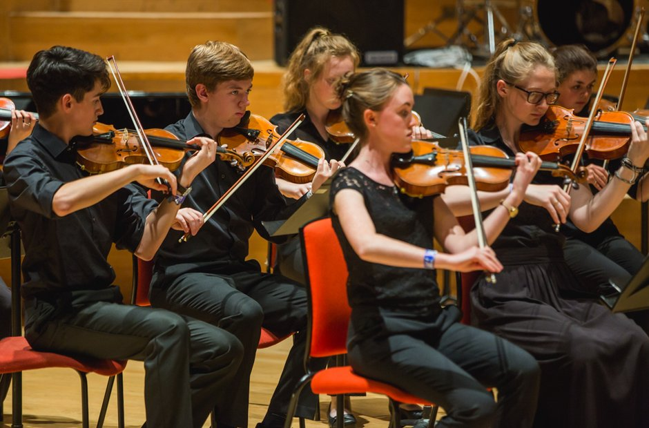 Guernsey Youth String Chamber Orchestra