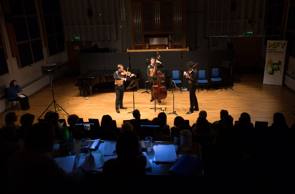 Hampshire Swing Trio