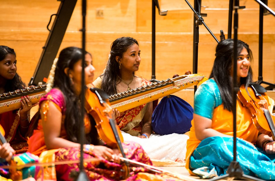 Harrow Tamil School Carnatic Orchestra