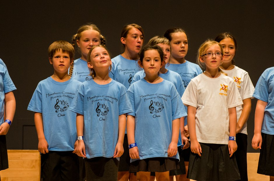 Hawthorn Key Stage 2 Choir