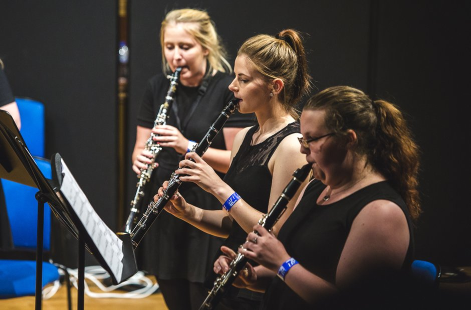 Huddersfield Clarinet Choir