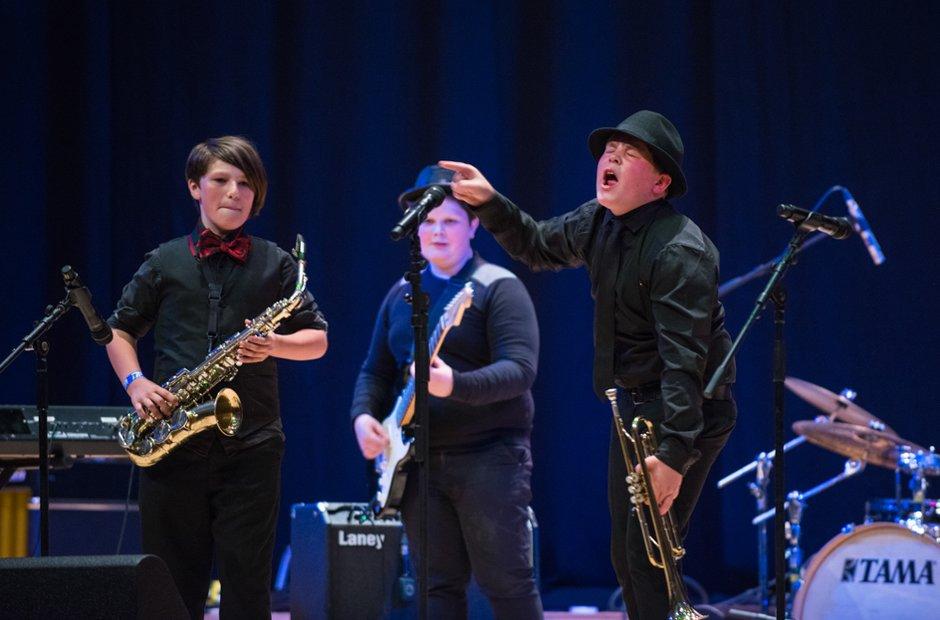 Jackanory Jazz Collective