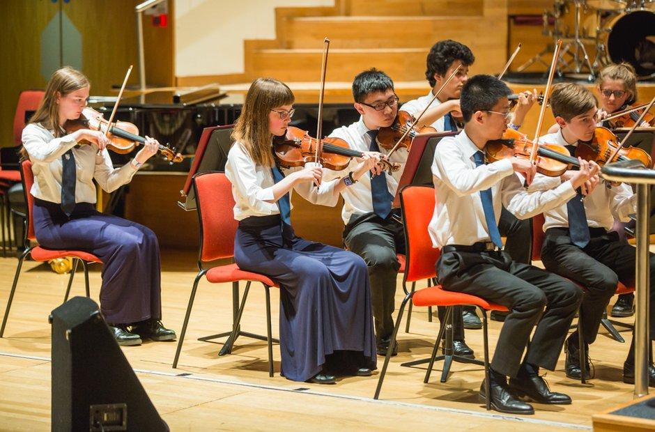 Latymer School Chamber Orchestra