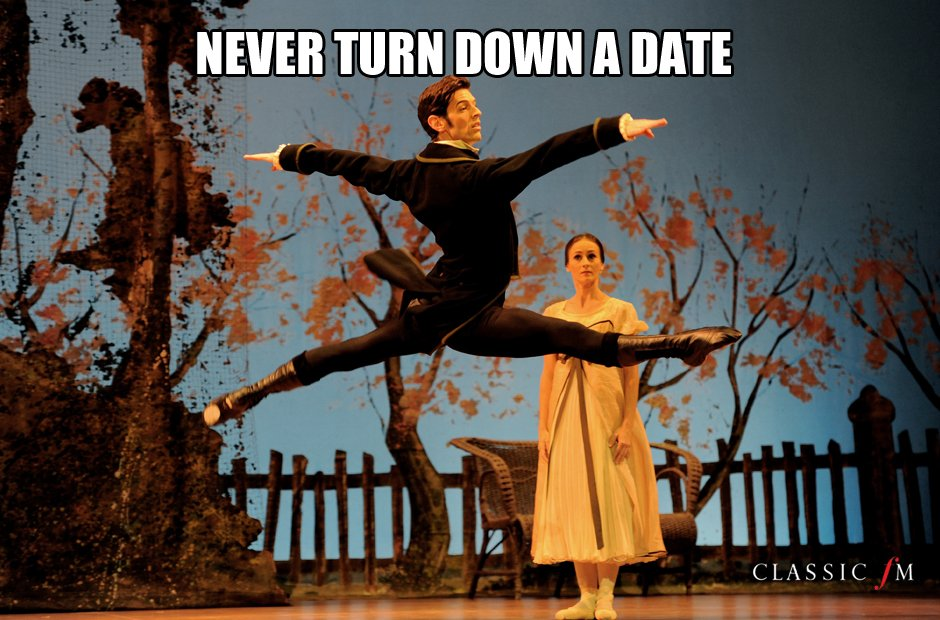 Life lessons from ballet Onegin