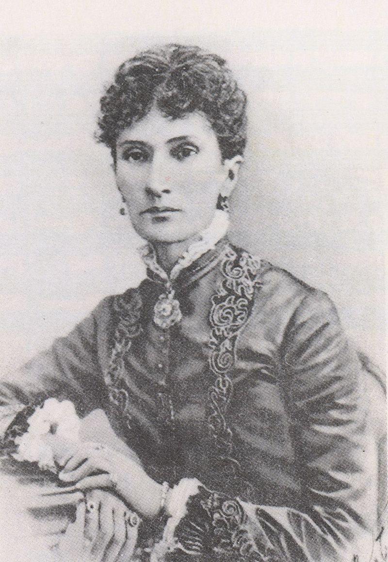 Nadyezhda von Meck Tchaikovsky patron
