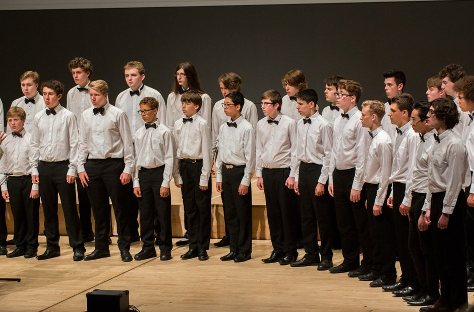 Northampton School for Boys Choir