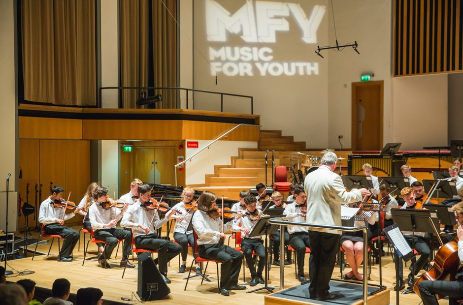 Northampton School for Boys Orchestra