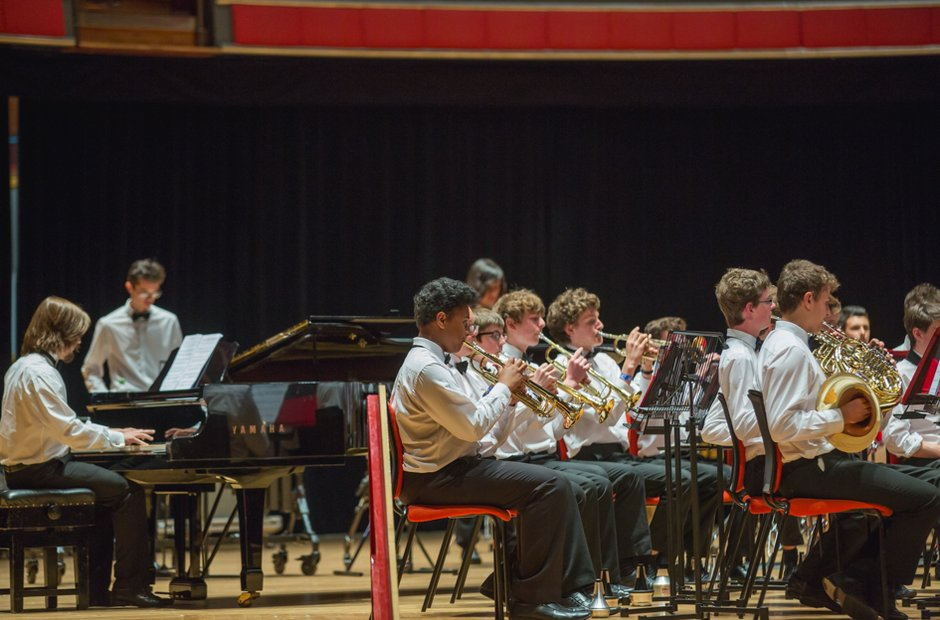 Northampton School for Boys Symphonic Winds