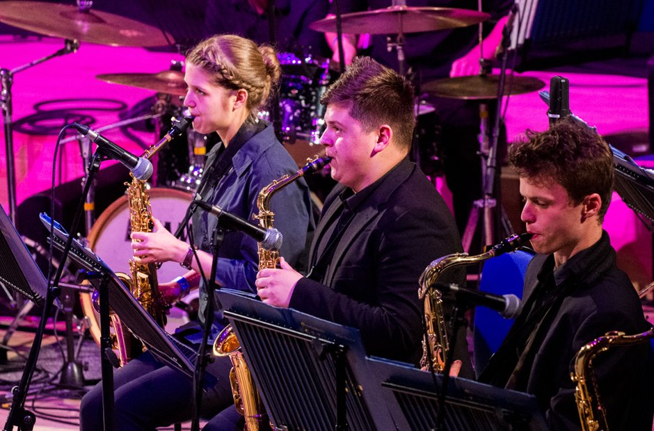 Northamptonshire County Youth Big Band (NMPAT)