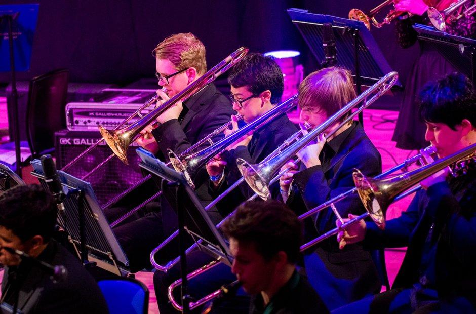 Northamptonshire County Youth Big Band (NMPAT)