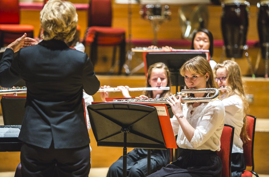 Oxfordshire Youth Flute Choir