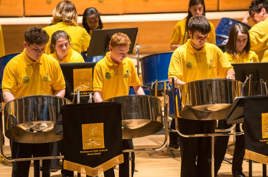 Parkwood Hall Steel Band