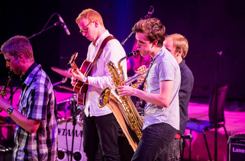 Richard Taunton 6th Form College Jazz Combo