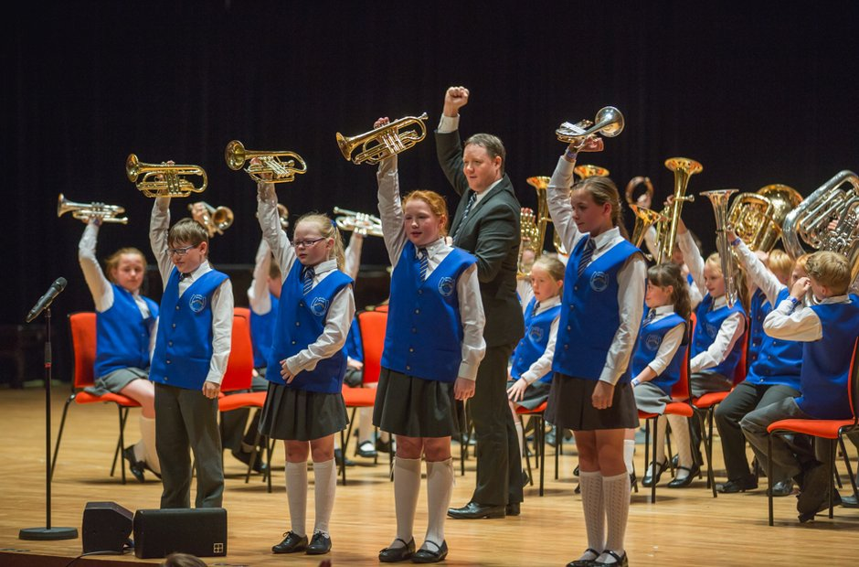 Smithy Bridge Primary Brass Band