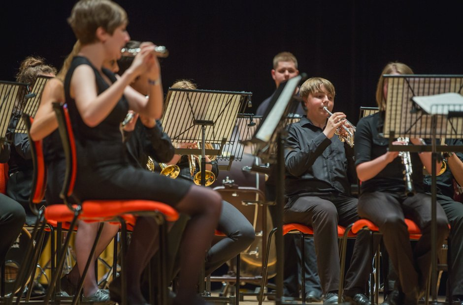 Springwood High School Concert Band