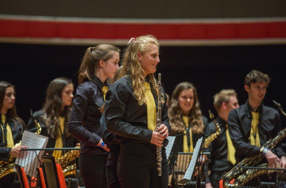 St Aidan's Symphonic Wind Band