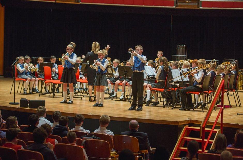 St Andrew's C of E Primary School Brass Band