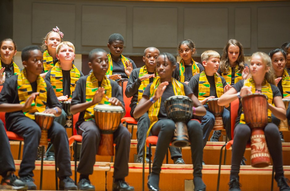 St Elphege's Djembe Group