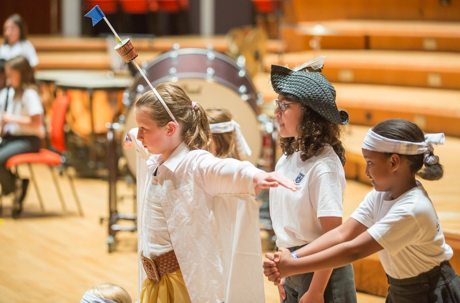 St Mary's Church of England Primary School Orchest