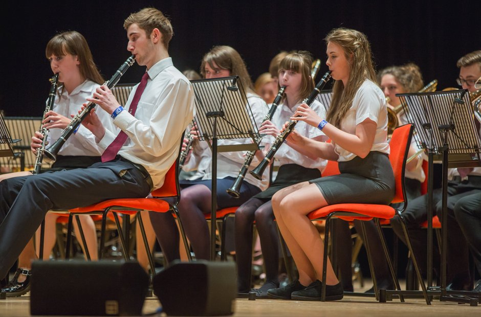 Stafford Grammar School Concert Band