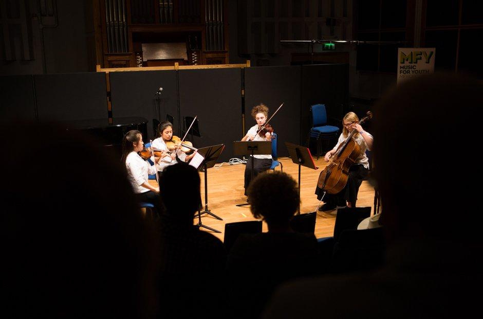 The American Quartet, Putney High School