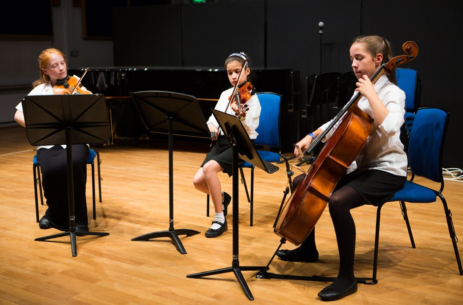 The Borodin Trio, Putney High School