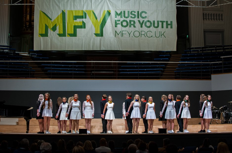 The Rainbow Connection Youth Choir