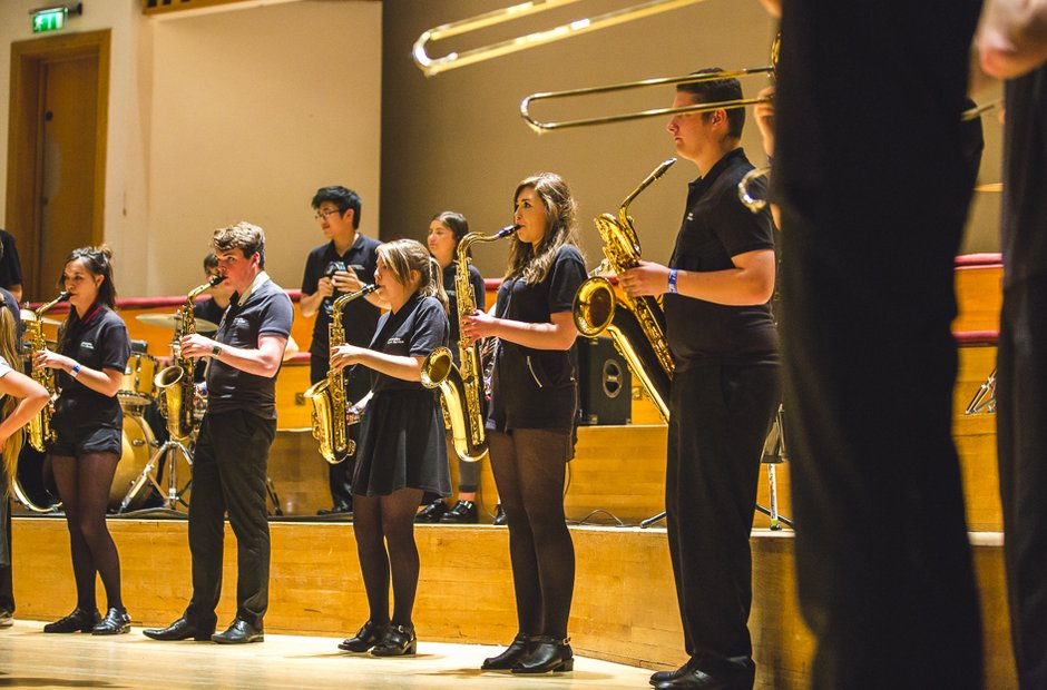 The Tree Army with Boston Youth Jazz Orchestra