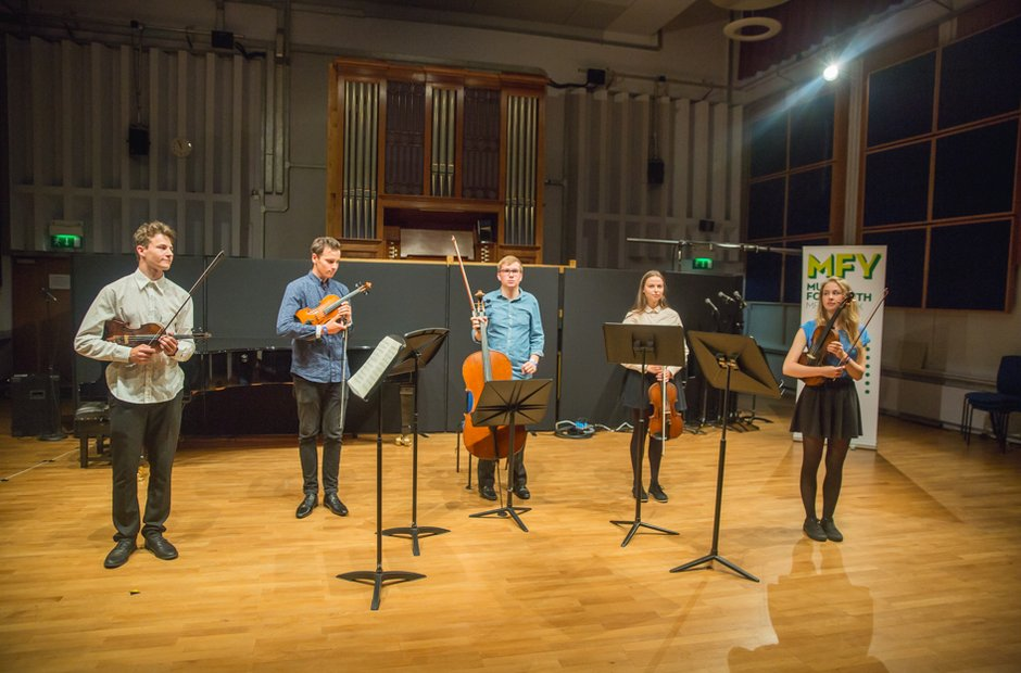 Truro College String Ensemble