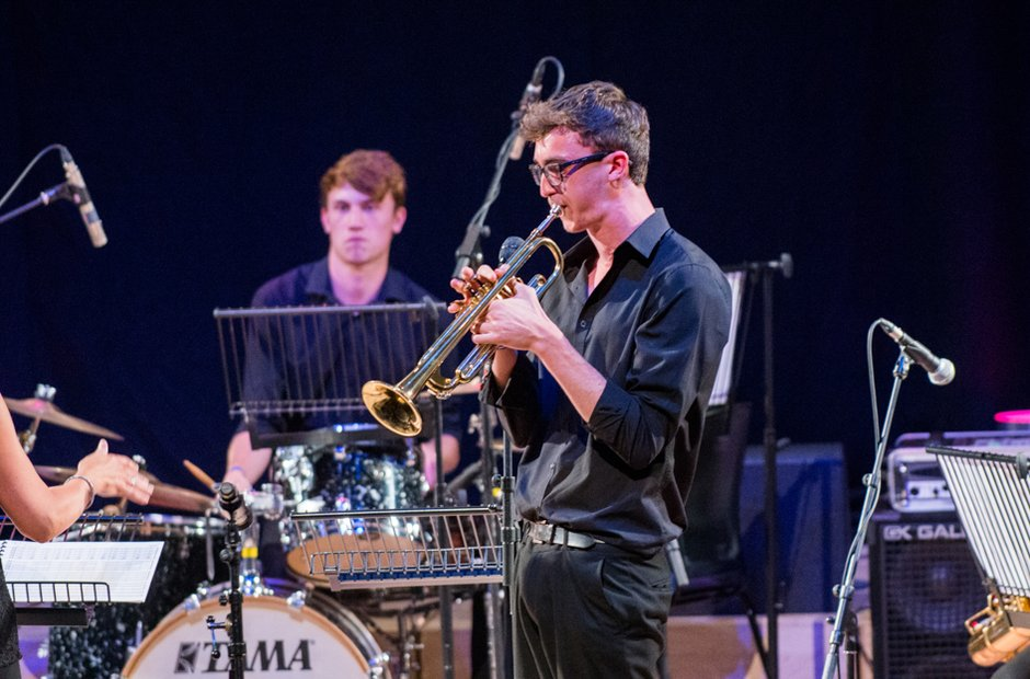 Wakefield Youth Jazz Orchestra