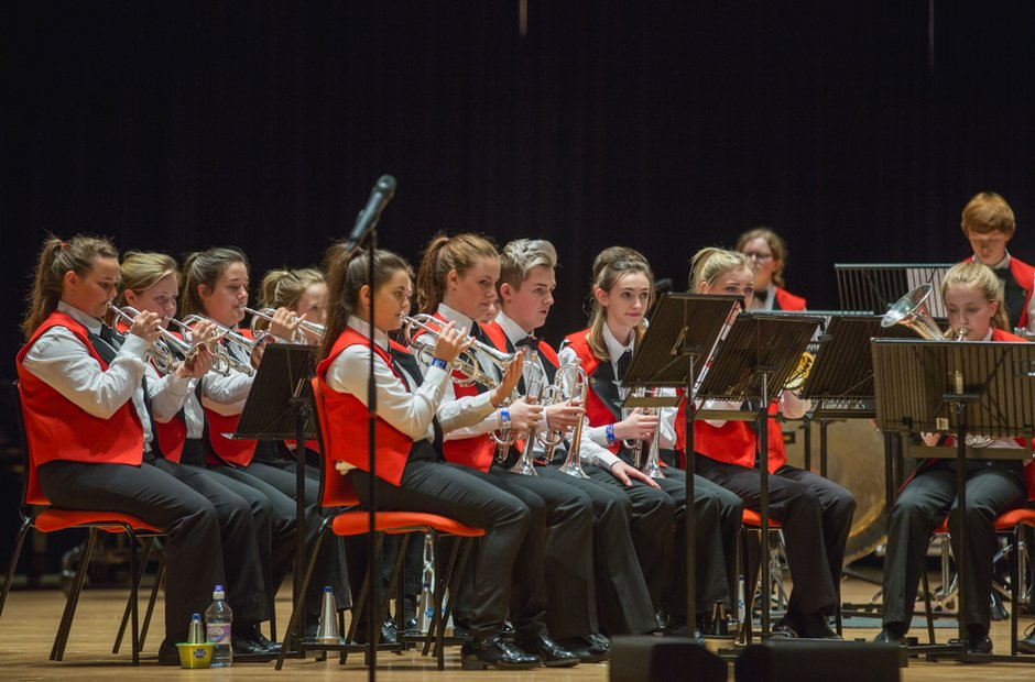 Wardle Academy Youth Band