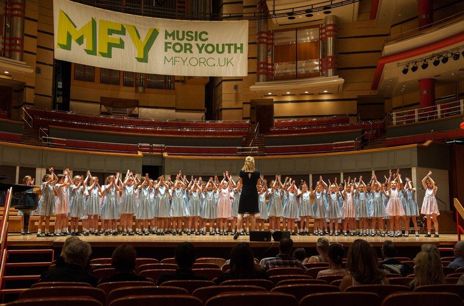 Warwick Preparatory School Senior Choir